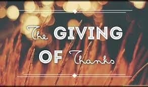 thanksgiving sermon topics fellowship bible church