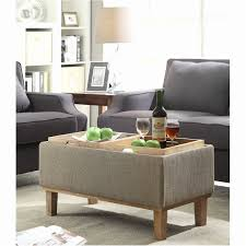 baby safe coffee table fresh darren upholstered storage ottoman