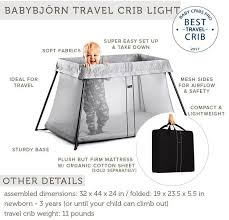 best travel crib reviews 2017 step by step guide
