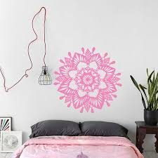 Om Wall Decal Mandala Vinyl by Compare Prices On Om Mandala Sticker Online Shopping Buy Low
