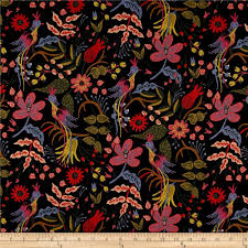 Home Decor Fabric Sale by Rifle Paper Co Home Decor Fabric Shop Online At Fabric Com