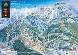Rocky Mountain Map Telluride Ski Resort Trail Map Skicentral Com