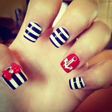 18 best pin up rockabilly nails images on pinterest rockabilly