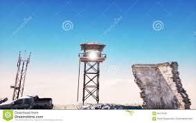terrorist military base headquarters desert landscape terrorism