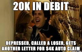 Claims Adjuster Meme - where s the rainy day guy loser meme meme on imgur