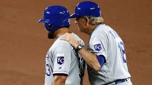 Baseball Bench Coach Duties Royals Change Role Of Coach Rusty Kuntz Mlb Com