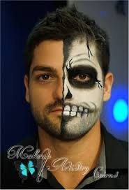 Face Makeup Designs For Halloween by Halloween Makeup Half Face 55 Scary Halloween Makeup Ideas That