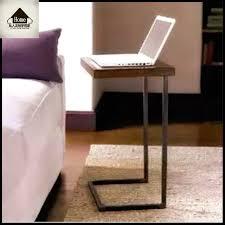 petit bureau d ordinateur paresseux simple ordinateur portable bureau petit bureau bois bureau