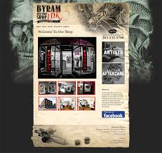 website byram ink tattoo u2013 mvc