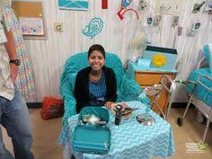 decorate a hospital room rehabilitation unit receives personalized rooms thanks to dec my