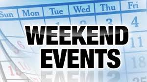 Weekend Events   June 8th