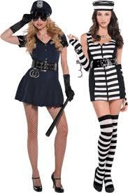 Womens Halloween Costumes Women U0027s Cops Robbers Fancy Dress