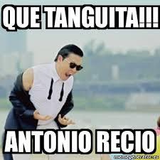 Antonio Meme - meme gangnam style que tanguita antonio recio 2614844