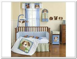 Puppy Crib Bedding Sets Puppy Baby Bedding Crib Sets Zozzy S Home And Decor Hash