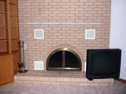 the pursuit of happiness amazing fireplace transformation