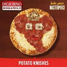 Design A Meme - digiorno s design a pizza kit know your meme