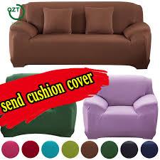 housse universelle canapé couvre pour canapé fauteuils meubles mordern élastique housses coton