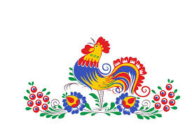 the rooster south moravian ornament jised s gallery community