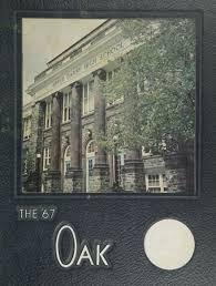 high school yearbook reprints 1967 darby high school yearbook online darby pa