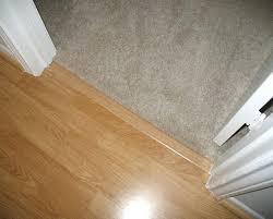 hardwood to carpet transition laminate floor t molding