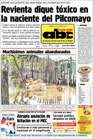 newspaper abc color paraguay newspapers paraguay saturday u0027s