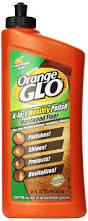 Laminate Floor Polish Products Amazon Com Orange Glo Hardwood Floor 4 In 1 Monthly Polish 24 Oz