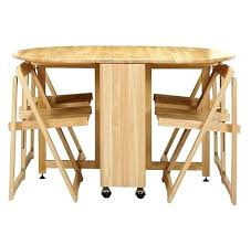 Folding Table With Chairs Inside Best Of Folding Table With Chair Inside Novoch Me
