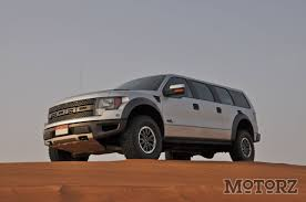 ford raptor jump ford raptor with six doors only for the uae nissan frontier forum
