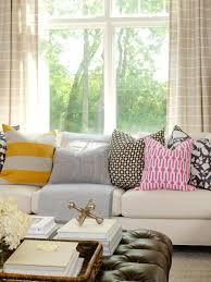 colorful sofa pillows photos bria hammel interiors hgtv