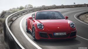 Porsche 911 Carrera - 2018 porsche 911 carrera 4 gts cabriolet front hd wallpaper 10