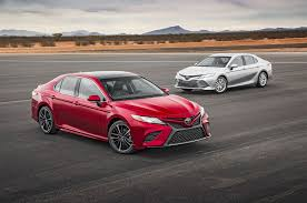 are lexus and toyota parts the same 2018 toyota camry prototype drive review tectonic shift motor trend