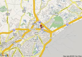 Comfort Suites Fort Jackson Sc Map Of Comfort Inn Fort Jackson Columbia