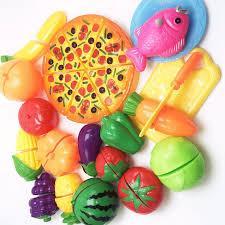accessoire cuisine jouet jeux de simulation 24 pcs ensemble classique cuisine accessoires