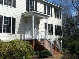 tiny craftsman style bungalow front porch images designs uk steps