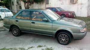 nissan sentra super saloon 1990 nissan sunny super saloon for sale in kingston jamaica for
