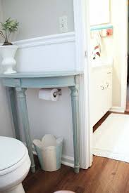 over the toilet shelving unit 2 30 amazingly diy small bathroom storage hacks help you store more