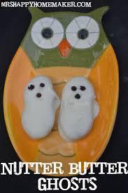 Halloween Crafts Ghosts 169 Best Nutter Butter Creations Images On Pinterest Halloween