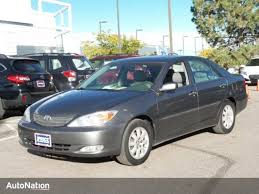 2003 toyota camry xle for sale used 2003 toyota camry xle for sale in centennial co 3u552447