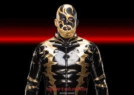 Goldust Halloween Costume Imagining 10 Wwe Superstars Beards