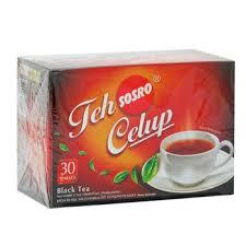 Teh Hitam teh celup asli 60 gram teh hitam original black tea bags 30 ct 2 gr