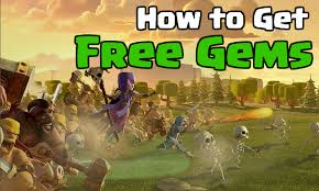 clash of clans how to get free gems for clash royale and clash of clans clash