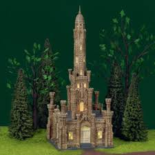 department 56 products historic chicago water tower