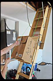 diy attic storage assistance 9 steps with pictures