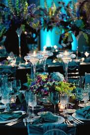Peacock Centerpieces 287 Best Peacock Wedding Dresses Accessories And Decor Images On
