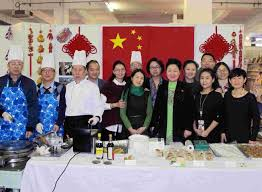 chinese embassy in croatia participated in christmas charity bazaar