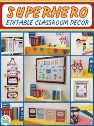 theme classroom decor theme classroom decor by teaching talking tpt