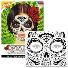 day of the dead sugar skull chest and kits 2
