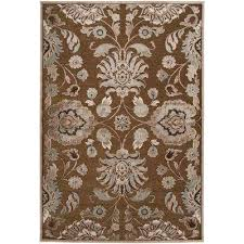 Orange And Brown Area Rug Artistic Weavers Area Rugs Rugs The Home Depot