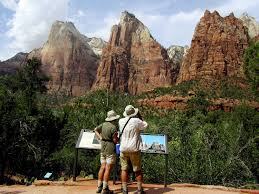 Zion National Park Thanksgiving Zion National Park In Utah Being Overrun By Visitors U2013 The Denver Post