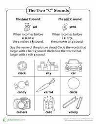 freebie hard and soft c and g interactive word work tpt free